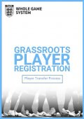 FA Player Registration TRANSFERS