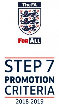 Step 7 to 6 Promotion Criteria 2018 - 2019