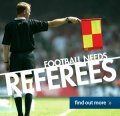 Think you could do better ?? Become a Referee
